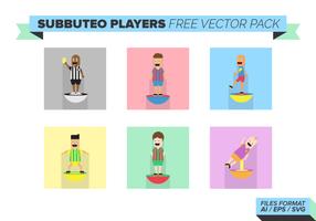 Subbuteo free vector pack