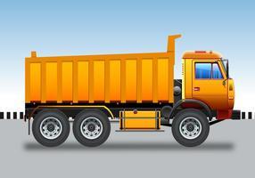 Camion Bane Truck vektor