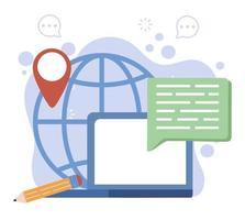 globales Kommunikationskonzept