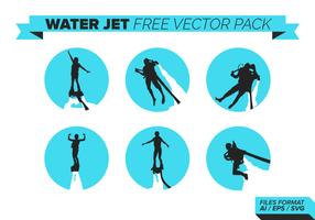 Wasser Jet Free Vector Pack