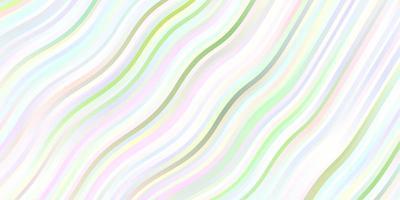 hellgrünes Layout mit schiefen Linien.