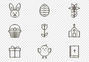 Påsk ikoner