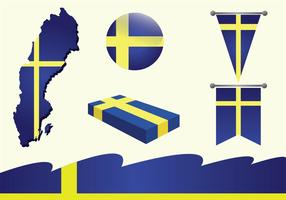 Schweden Vector Pack