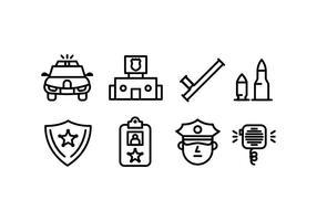 Polizei-Ikonen