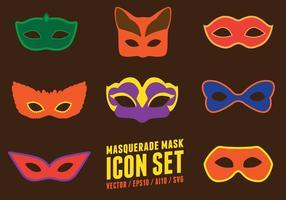 Masquerade Party Maske vektor