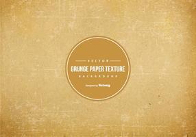Grunge Papier Textur Hintergrund vektor