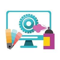 digitale Werkzeuge der Kunst- und Grafikdesignschule