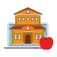 e-lärande, utbildning online och kunskapssammansättning