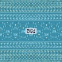 nahtloses traditionelles Textilbandhani-Sari-Randmuster