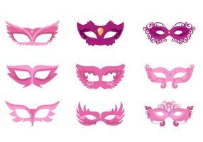 Gratis Masquarade Mask Vector