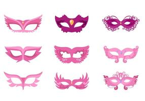 Kostenlose Masquarade Maske Vektor