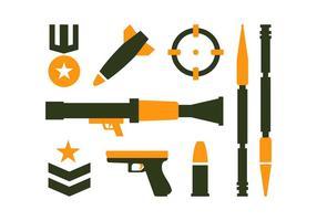 Armee-vektor-Satz