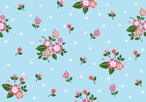Blumen nahtlose Muster