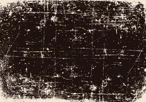 Schwarzer zerkratzter Grunge-Hintergrund vektor
