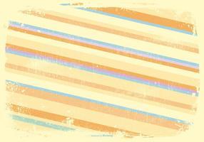 Färgglada Grunge Stripes Bakgrund vektor