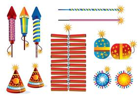 Diwali brand krack vektor