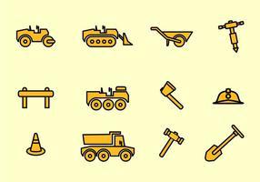 Bau Vektoren