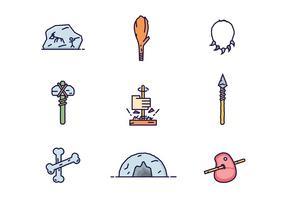 Stenålder symboler