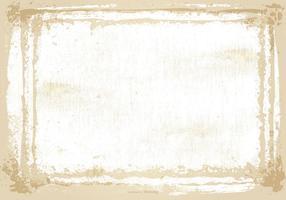 Grunge Frame Hintergrund vektor