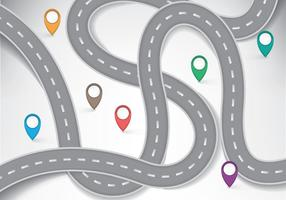 Roadmap Infografisch
