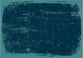 Mörkblå Grunge Bakgrund