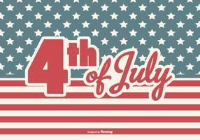 Fjärde juli bakgrund