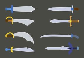 Platt rpg-spel tillgångsvektorer vektor