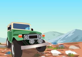 Offroad fordon