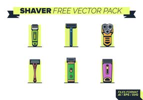 Rasierer Free Vector Pack