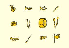 Marching Band Werkzeuge