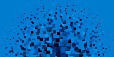 blauer Hintergrund im polygonalen Stil.