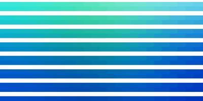 hellblaue, grüne Schablone mit Linien. vektor