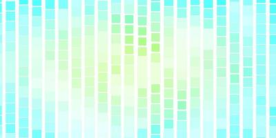 blå bakgrund i polygonal stil.