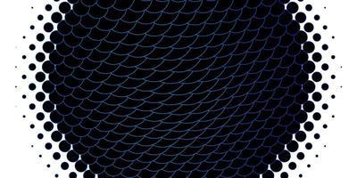 hellblauer Hintergrund mit Blasen.