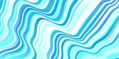 hellblaue, grüne Schablone mit Linien.
