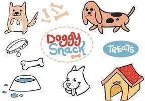 Freie Hundevektoren