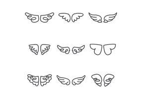 Nette Flügel