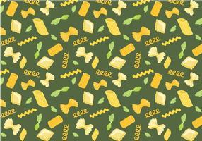 Free Pasta Pattern Vektoren