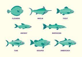 Seefischerei icon vektor