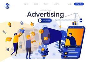 reklam platt målsida