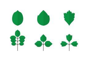 Giftig murgröna ikoner