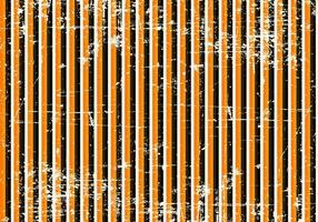 Grunge Stripes Halloween Bakgrund vektor