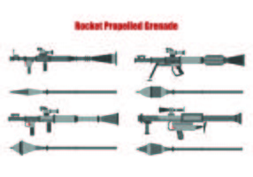 Set von RPG-Vektoren