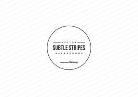 Subtile Stripes Hintergrund vektor