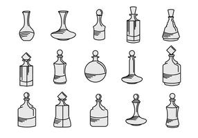 Decanter Lineart