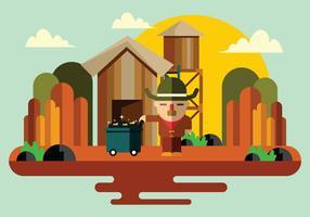 Gold Miner Prospector Vektor
