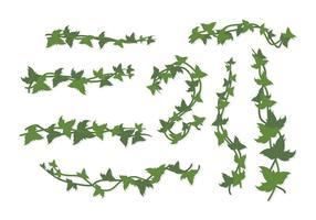 Poison Ivy Vektor