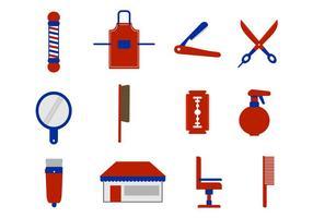 Friseursalon Icon vektor