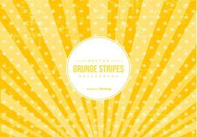 Comic-Stil Grunge Stripes Hintergrund