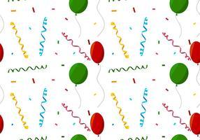 Serpentine Pattern Free Vector